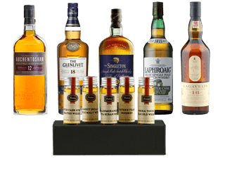 5 Flavours Of Scotch
