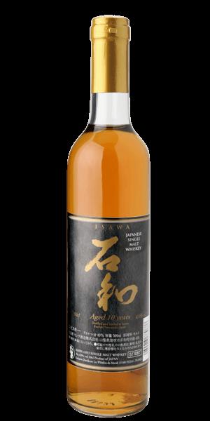 Isawa 10YO Whisky