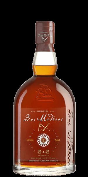 Dos Maderas PX 5YO + 5YO Rum