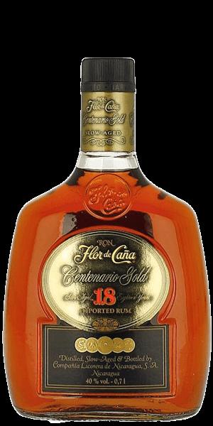 Flor de Cana 18YO Centenario Rum