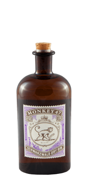 monkey 47 schwarzwald dry gin at flaviar. Black Bedroom Furniture Sets. Home Design Ideas