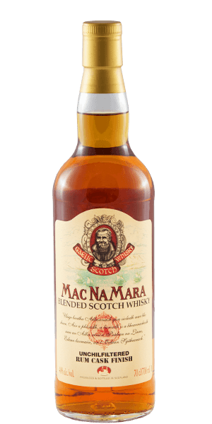 Macnamara Rum Finish Blended