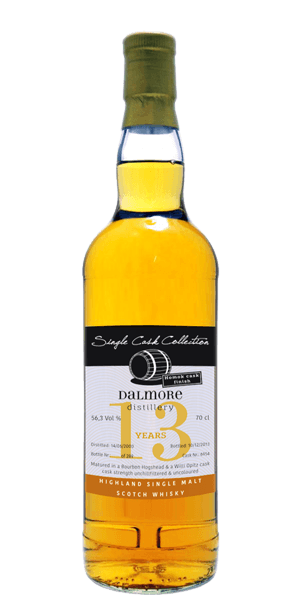 Dalmore 2000 13YO Willi Opitz Homok Finish
