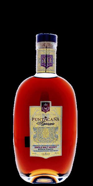 Puntacana Tesoro 15YO Malt Whisky Finish