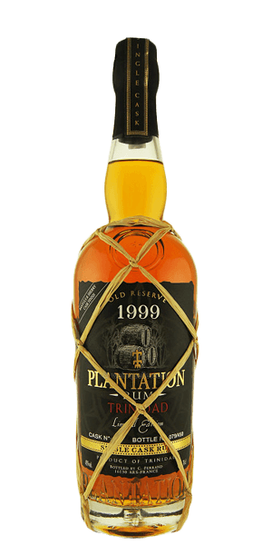 Plantation Rum Trinidad 1999 Sherry/Cognac