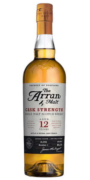 Arran 12 Year Old Batch 3