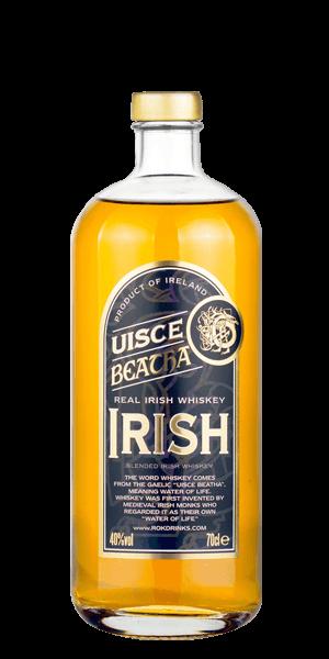 Uisce Beatha Real Irish Whiskey