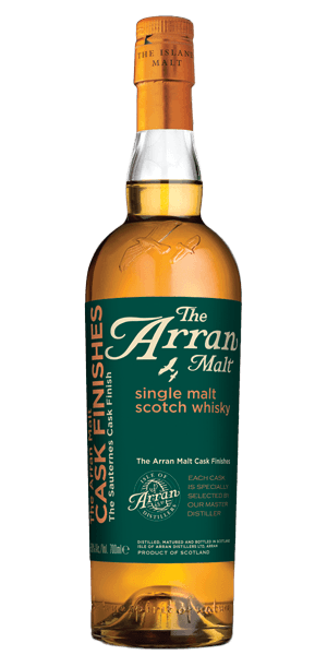Arran Cask Finished Sauternes