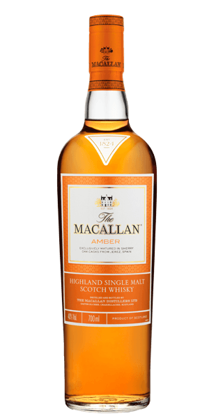 The Macallan 1824 Amber