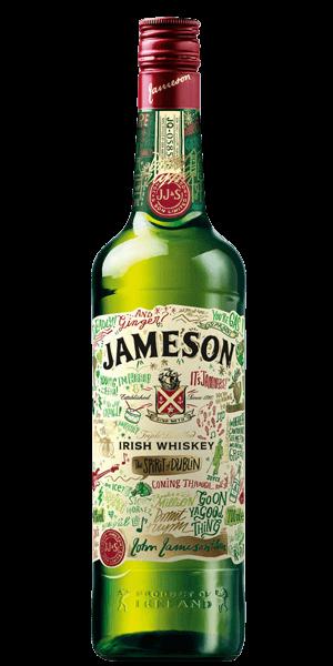 Jameson St. Patrick's Edition