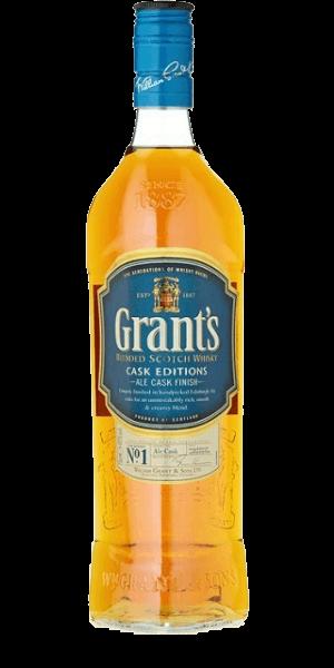 Grant's Ale Cask Finish