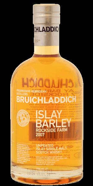 Bruichladdich Islay Barley 2007