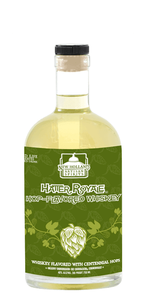 New Holland Hatter Royale/Hopped Whiskey