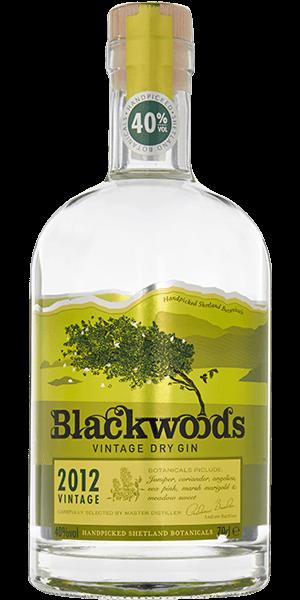 Blackwood's Vintage Dry Gin
