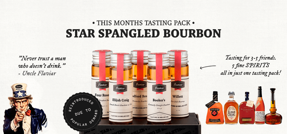 STAR SPANGLED BOURBON