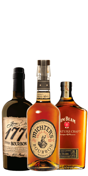 Father 39 s day bourbon rye bundle various at flaviar for Jim beam signature craft for sale