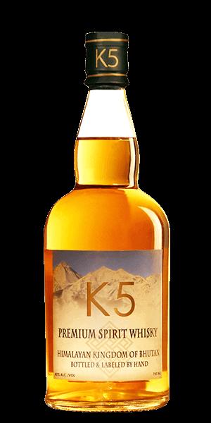K5 Himalayan Malt Whisky
