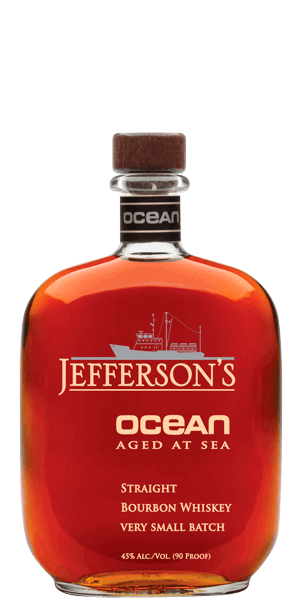 Jefferson's Ocean Aged Bourbon