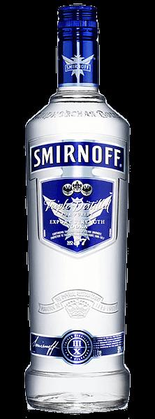 Smirnoff Blue