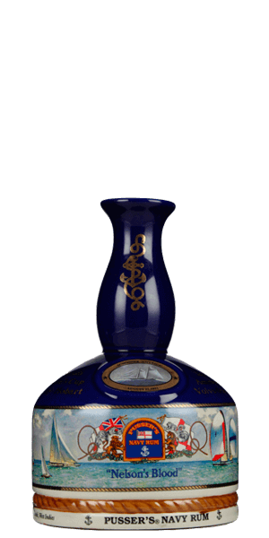 Pusser's British Navy Yachting Decanter