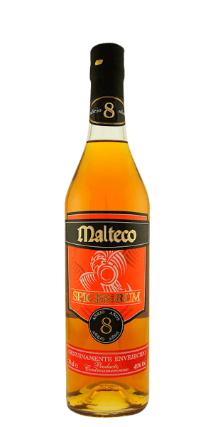 Malteco Spices and Rum 8 YO