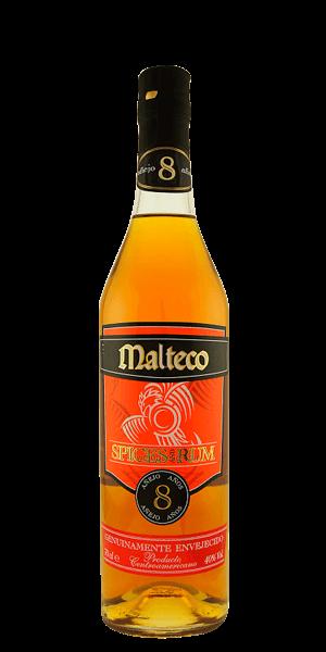 Malteco Spices and Rum 8 YO
