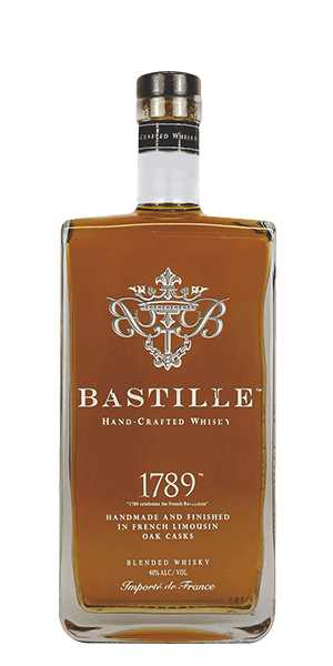 Bastille 1789 Handcrafted French Whisky