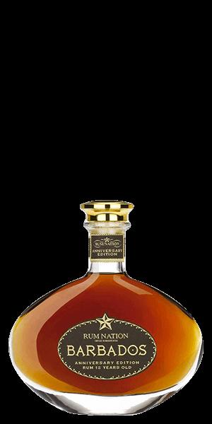 Rum Nation Barbados 12YO Anniversary