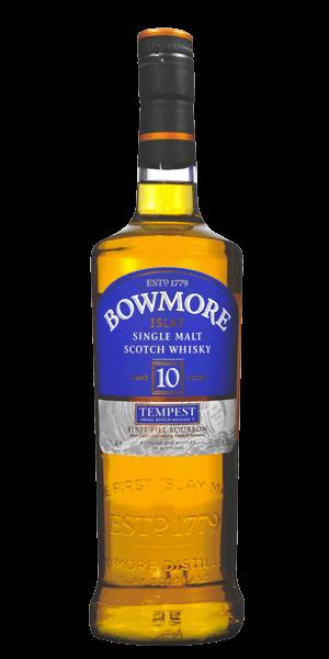 Bowmore Tempest 10 YO Batch 5