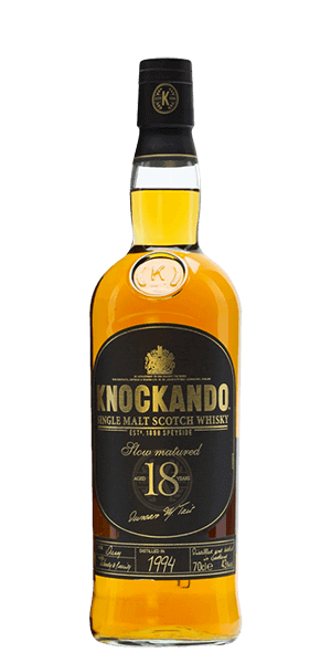 Knockando 18 Year Old