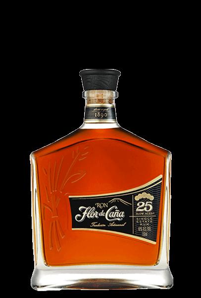 Flor de Cana Rum 25 YO Centenario