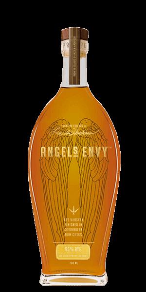 Angel's Envy Rye Whiskey Rum Barrel Finish