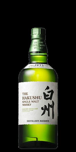 The Hakushu Single Malt Whisky Distiller's Reserve