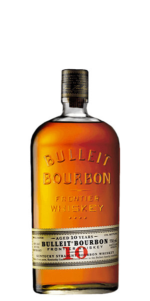 Bulleit Bourbon Whiskey 10 Year Old