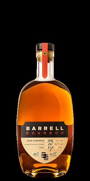 Barrell Bourbon Barrell Strength
