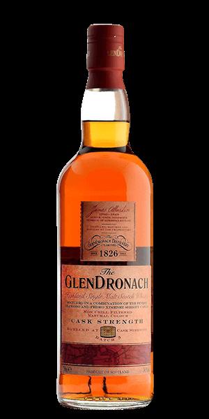 GlenDronach Scotch Single Malt Cask Strength Batch 3