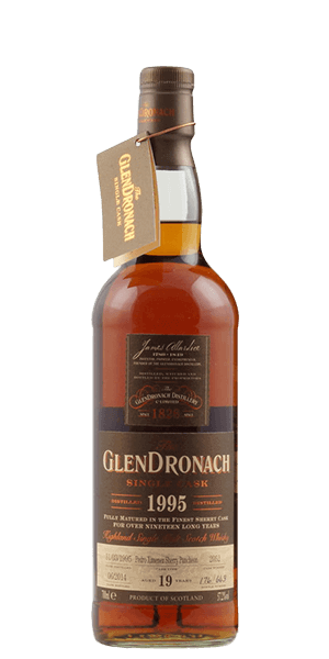 GlenDronach Excl. Cask 1995