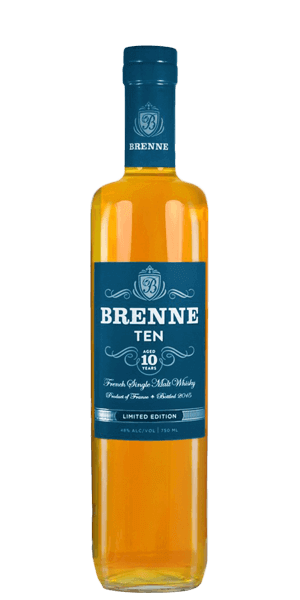 Brenne 10 YO Whisky Single Malt