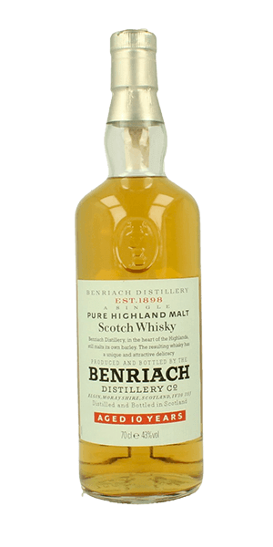 BenRiach 10 Year Old (Old bottling)