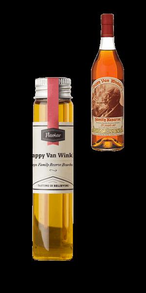 Pappy Van Winkle's Family Reserve Bourbon 20 Year Old (Tasting sample)