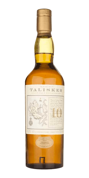 Talisker 10 Year Old (Old Bottling)