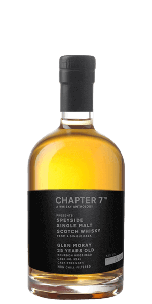 Chapter 7™ Glen Moray 25 Year Old