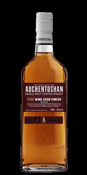 Auchentoshan 1988 Wine Cask Matured Scotch