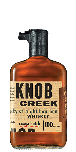 Knob Creek Patiently Aged Kentucky Straight Bourbon