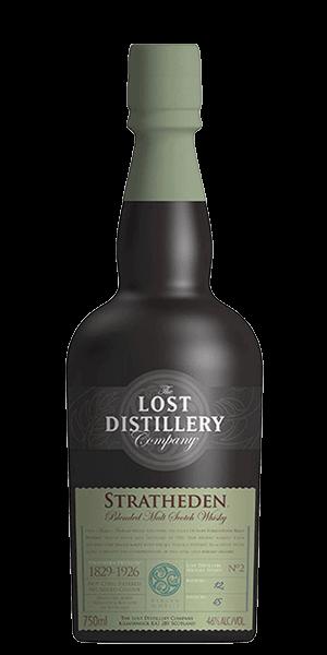 The Lost Distillery Stratheden Single Malt Scotch Whisky