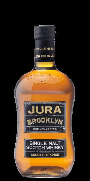 Isle Of Jura Brooklyn Single Malt Scotch Whisky