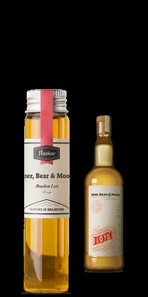 Deer, Bear & Moose Bourbon Lot 1 (Tasting sample)
