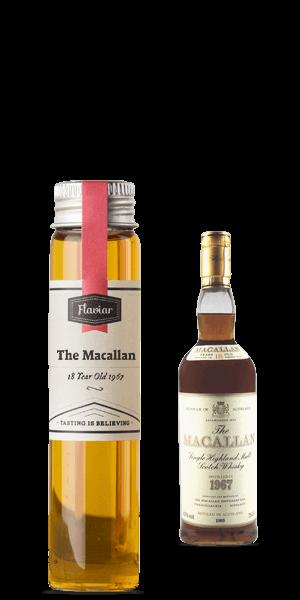 The Macallan 18 Year Old 1967 (Tasting sample)