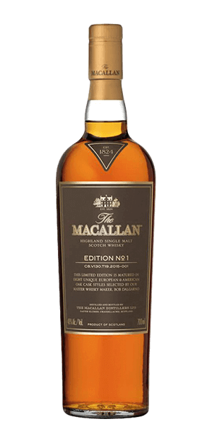 The Macallan Edition No.1