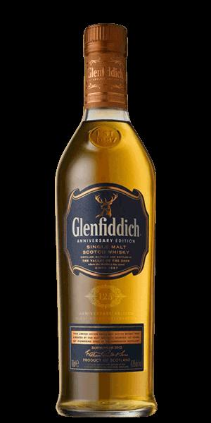 Glenfiddich 125th Anniversary Edition